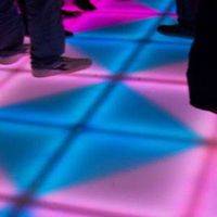 led panel dance floor / led stage lighting dancing floor / studio floor(CLFSS-16)