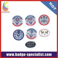 offset printing military lapel pin