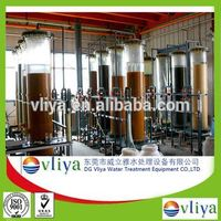Vliya Mixed bed ion exchange water treatment plant
