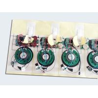 Factory Wholesale Recordable Music Sound Module Chip Slide Tongue for Greeting Cards thumbnail image