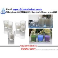 competitive price catholic religious candles glass jar thumbnail image