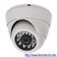 Mini Vandalproof IR dome CCTV camera
