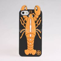 Newest Lobster Silicone Case For IPhone 5/Tory Burch Case thumbnail image