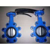 Lever (Manual) Lug type Butterfly Valve  (DN40~DN1200)