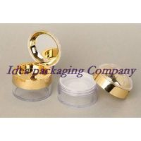 loose powder compact
