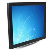 17 inch industrial LCD monitor/cctv LCD monitor/KIOSK LCD monitor supplier