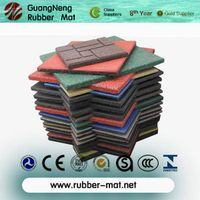 playground rubber floor mat,gym flooring rubber tiles
