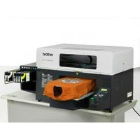Brother GT-361 DTG Direct To Garment T-SHIRT Fabric Clothes Textile Flatbed InkJet Printer Pr