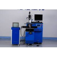 Two-dimensional automatic laser welding machine