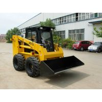 JC75 Skid Steer Loader 1050kg loading capacity with CE certificate