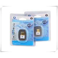 Mini USB Bluetooth Adapter V 4.0 Dual Mode Wireless Dongle Laptop Mobile PDA Headset