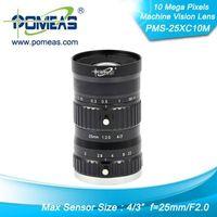 "4/3"" FL25mm Machine Vision Lens"