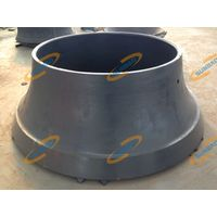 Manganese Wear Parts Bowl Liner Compatible with Cone Crusher thumbnail image
