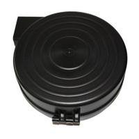 Black welding wire spool for Welding Wire Feeder Assembly thumbnail image