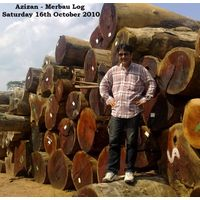 Merbau sawn timber