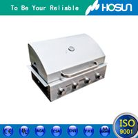 hosun factory supply easy carry bbq grill