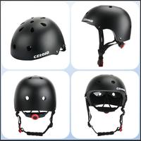High Quality Skate Helmets ABS Shell +EPS Materials skateboard helmet for kids/Adults thumbnail image