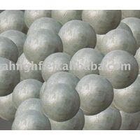 High-chromium alloy micro-casting ball, low-chromi
