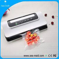 Sea-maid Best manufacture Household use 100-240v fresh food vacuum packaging machine for wholesales