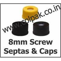 8mm Screw Thread Caps Septas Seals thumbnail image