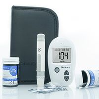 Safe Accu Blood glucose Monitoring System for Household thumbnail image