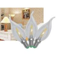 35*118mm led 3w candle lamps led lighting bulds with ce rohs thumbnail image