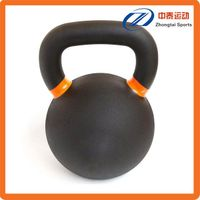China Facotry wholesale Fitness Weightlifting Training Cast Iron Kettlebell