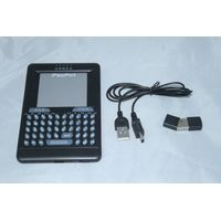 30 Feet Wireless Operation iPazzPort Unisen Handheld PC Keyboard and Mouse Touch Pad
