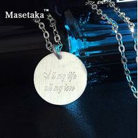 Promotional gifts,necklace,pedndant for Mother's Day