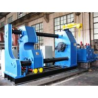 Horizontal Axle-pressing machine