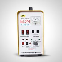 taps burner portable edm machine