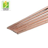 15% Silver Phos/Copper brazing alloy rod welding rod/wire thumbnail image