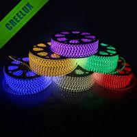 2014 China supplier ce&rohs approved 5050 rgb 110v continuous led strip