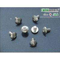 SS304 truss head socket machine screw