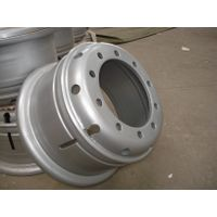 truck steel wheel rim(tube steel wheel)