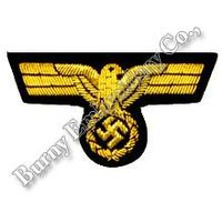 Eagle World War II Hands Embroidery Badges thumbnail image