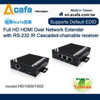 HDMI Cascade Extender & Mixing signals output solution HD1000-1002