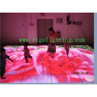 Promotion price LED video dance floor