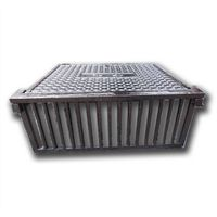 Export of Spheroidal Graphite Cast Iron Grates