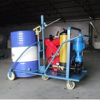 Barrel Type Movable Oil Purifier