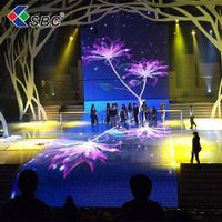 Hot Sale New P6 Outdoor full color Led Display with high resolution