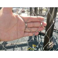 77 Stainless steel X-Tend Cable Rope Mesh For Zoo Animal Enclossure Fence thumbnail image