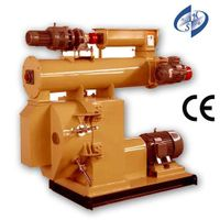 Animal feed pellet machine equipment with CE
