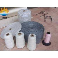 Ceramic Fiber Cloth Tape, rope, yarn