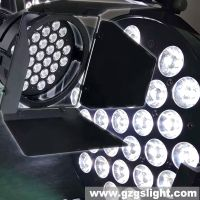 Aluminium High Brightness White 31pcs10W DMX LED Par Can Auto Show Light for Exhibition (P31-10)