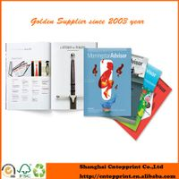 Guazed 100lb. Gloss Cover Textile Printing Magazines
