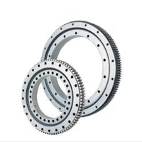 E.318.22.00.D.1and E.950.20.00.B ball Slewing Ring Bearing with External Gear for BMU