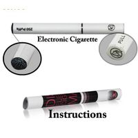 HOT!!! Best quality disposable e-cigarette 250puffs with huge vapor like Real Cigarette Size.Disposa thumbnail image