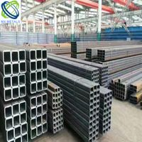 Factory Supply A106 ST52 Seamless Square Steel Tube