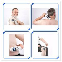 Back neck Arthritis therapy device infrared light therapy pain